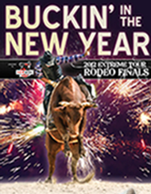 buckin in the new year - rodeo at Western Fair London 2012