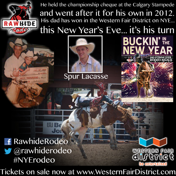 Events 2012 Buckin In The New Year Extreme Rodeo