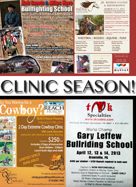 It's Clinic Season in the North-East!