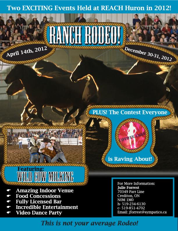 REACH Ranch Rodeo 2012