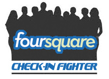 Foursquare Check-In Fighter