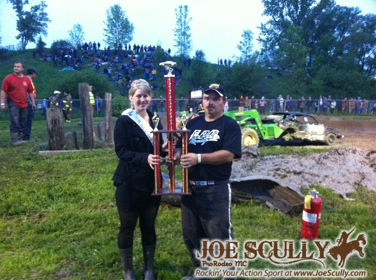 one of the 2011 Schomberg Demo Derby Winners
