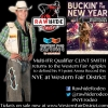 Clint Smith London Western Fair New Years Eve Rodeo