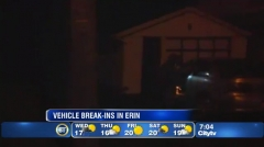 Joe Scully captures car break-ins with his iPhone as featured on Breakfast Television