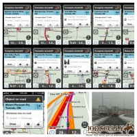 Waze reports a Christmas tree on the road and users report pandemonium