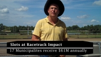 Ontario Horse Racing generates 61 Million annually for 17 Municipalities directly from SARP