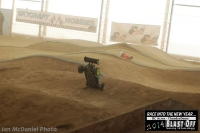 Race in the New Year - 2014 Blastoff - eBuggy - Darry Zylstra Crashes